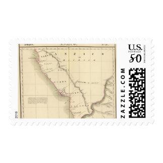 Gabon, Congo 38 Postage