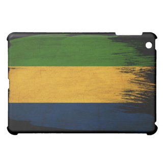 Gabon Flag Case For The iPad Mini