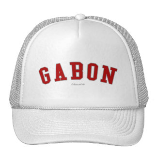 Gabon Mesh Hat