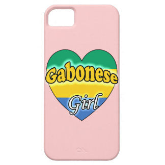 Gabonese Girl iPhone SE/5/5s Case