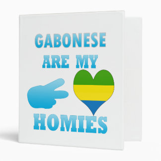 "Gaboneses son mi Homies Carpeta 1"""