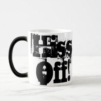 gaboon-viper-, Hiss Off! 11 Oz Magic Heat Color-Changing Coffee Mug