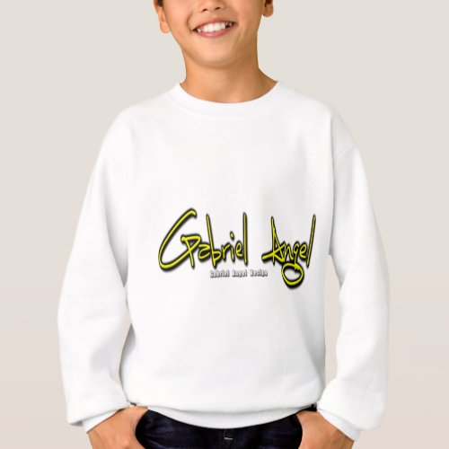 Gabriel Angel Logo Sweatshirt