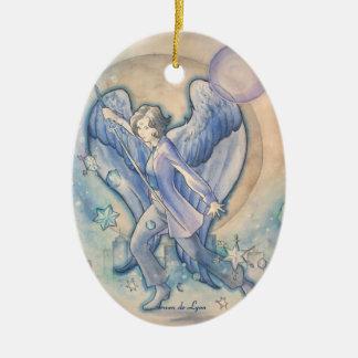 Gabriel Ceramic Ornament