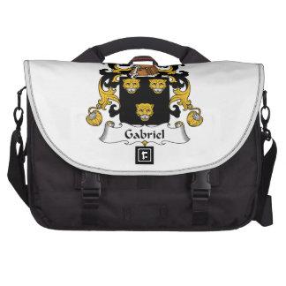 Gabriel Family Crest Bags For Laptop
