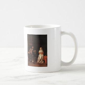 Gabriel Metsu- The Huntsman and the Lady Coffee Mug