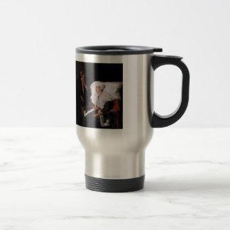 Gabriel Metsu- The Sick Girl Coffee Mug