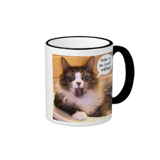 """GABRIEL """"Order in the Court""""  NOW! Mug"""