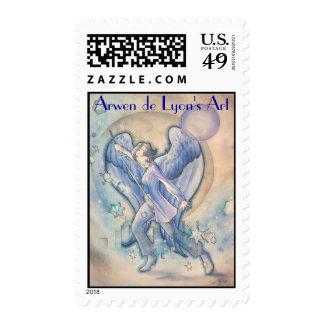 Gabriel Postage Stamp
