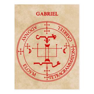 GABRIEL POST CARD