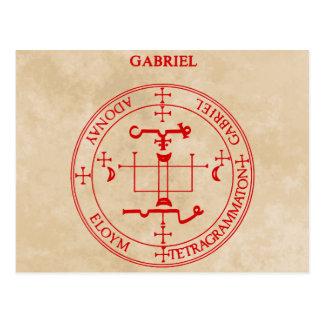 GABRIEL POSTCARDS