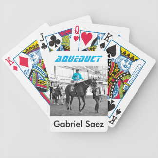 Gabriel Saez-Foxhall Drive Bicycle Playing Cards