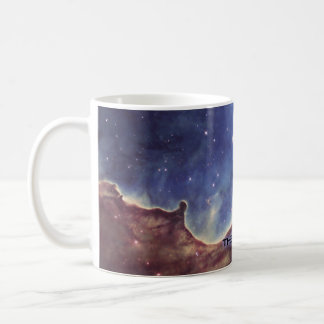 Gabriela Mistral Nebula Coffee Mug