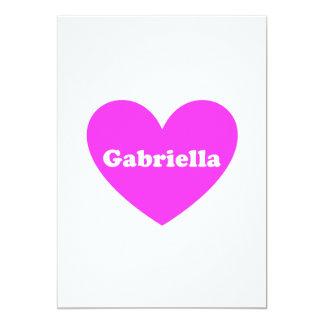 Gabriella Card