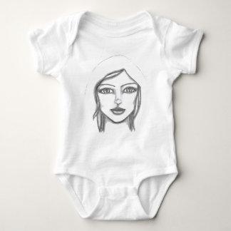 Gabriella - CricketDiane designer stuff Baby Bodysuit