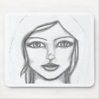 Gabriella - CricketDiane designer stuff Mousepad