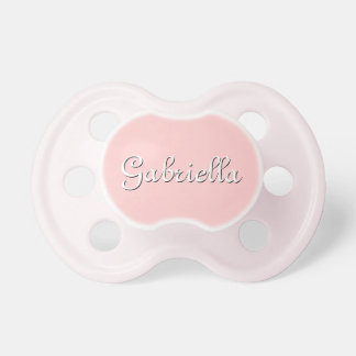 Gabriella Little Princess Baby Pacifier