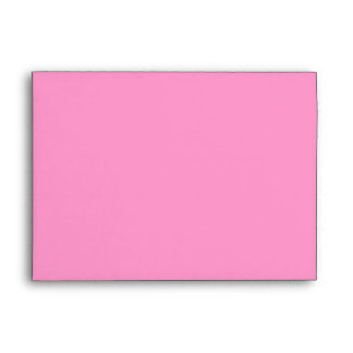 Gabriella Pink Blossoms Bat Mitzvah 5x7 Envelope