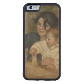 Gabrielle and Jean by Pierre-Auguste Renoir Carved® Maple iPhone 6 Bumper Case