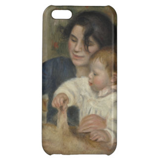 Gabrielle and Jean by Pierre-Auguste Renoir iPhone 5C Cases