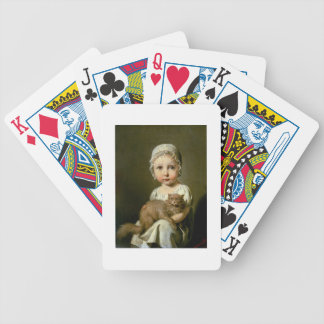 Gabrielle Arnault (1811-72) 1813 (oil on canvas) Bicycle Playing Cards