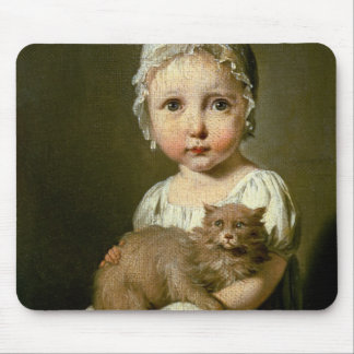 Gabrielle Arnault (1811-72) 1813 (oil on canvas) Mouse Pad