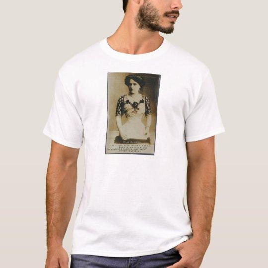 Gabrielle, the amazing half-woman! T-Shirt