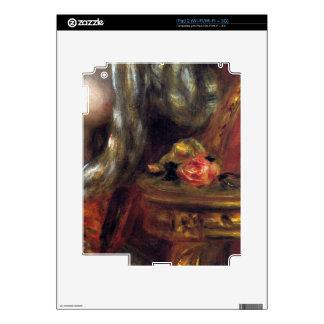Gabrielle with jewels, detail by Pierre Renoir iPad 2 Skin