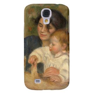 Gabrielle y Jean de Pedro-auguste Renoir