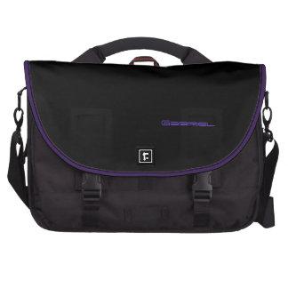 Gabriel's laptop bag
