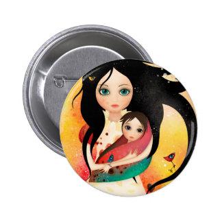 Gabriel's Mother Button