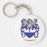 Gaby Coat of Arms (Family Crest) Keychain