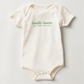 Gaceta de Gentilly Traje De Bebé