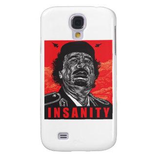 Gaddafi - Insanity Galaxy S4 Case