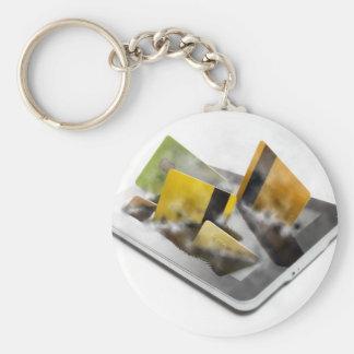 Gadget checkout keychain
