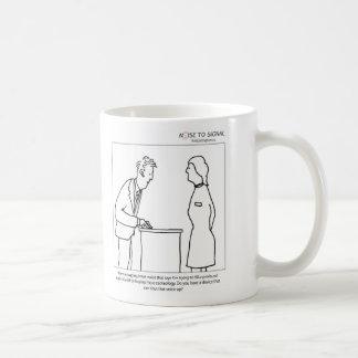 Gadget lover classic white coffee mug
