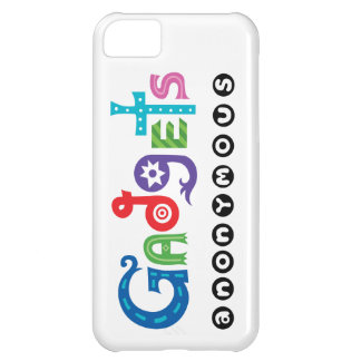 Gadgets Anonymous iPh 5 iPhone 5C Cases