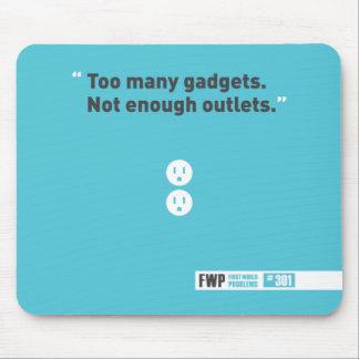 Gadgets Mouse Pad
