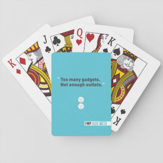 Gadgets Playing Cards