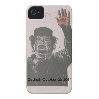 Gadhafi 2011 iPhone 4 case