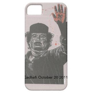 Gadhafi 2011 iPhone SE/5/5s case