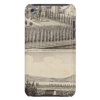 Gading, Jessup residences, farms iPod Touch Cover