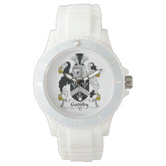 Gadsby Family Crest Watch