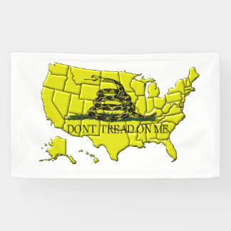 Gadsden America Banner