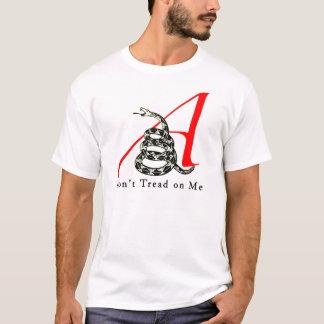 Gadsden Atheist Men's shirt