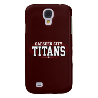 Gadsden City High School; Titans Samsung Galaxy S4 Cover
