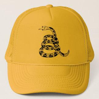 Gadsden Coiled Rattlesnake Trucker Hat