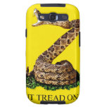 Gadsden Flag 2013 - Don't Tread on Me (Square) Galaxy SIII Cover