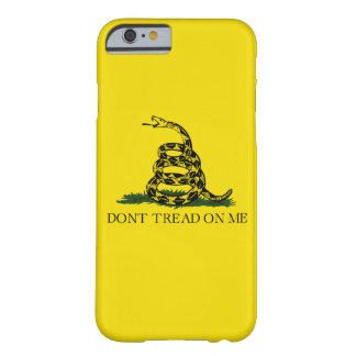 Gadsden Flag Barely There iPhone 6 Case