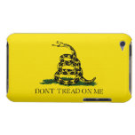 Gadsden Flag Barely There iPod Cases